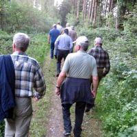 Abendspaziergang Waldbesitzervereinigung Amt Burgdorf